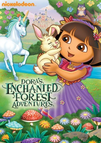 Dora's Enchanted Forest Advent Dora The Explorer Nr