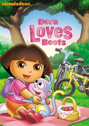 Dora Loves Boots Dora The Explorer Nr