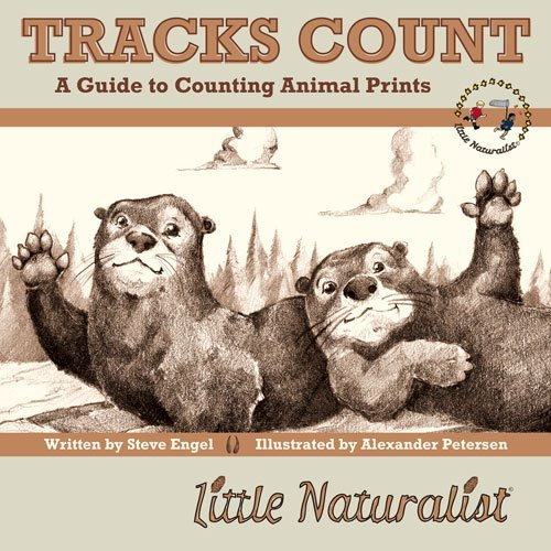 Steve Engel Tracks Count A Guide To Counting Animal Prints