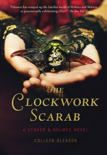 Colleen Gleason The Clockwork Scarab