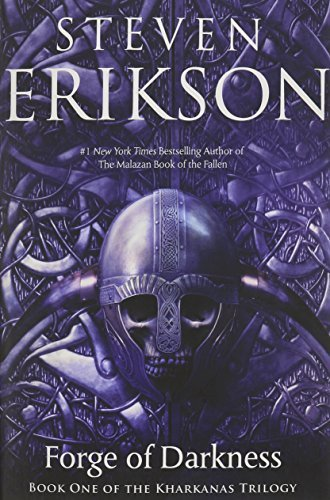 Steven Erikson Forge Of Darkness