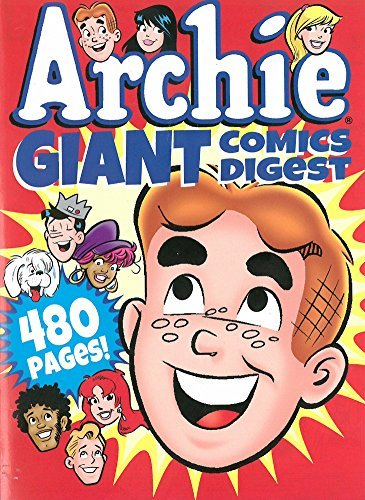 Archie Superstars Archie Giant Comics Digest