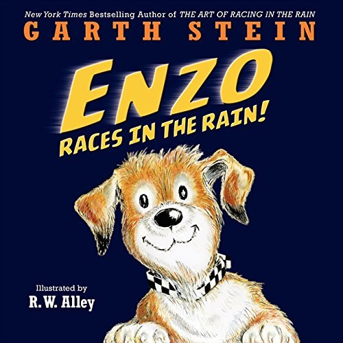 Garth Stein Enzo Races In The Rain!