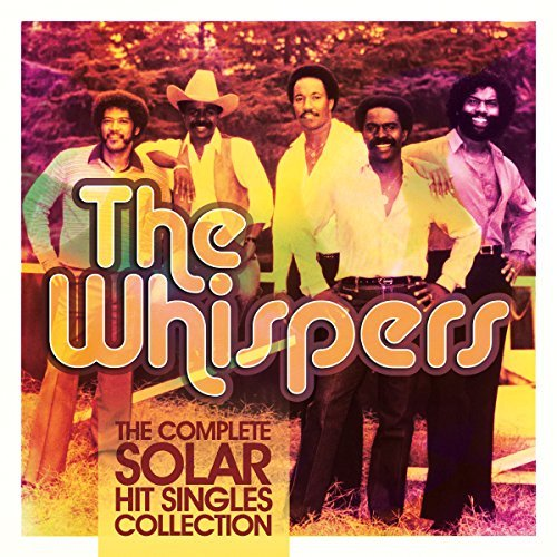 Whispers Complete Solar Hit Singles Col Import Gbr 3 CD