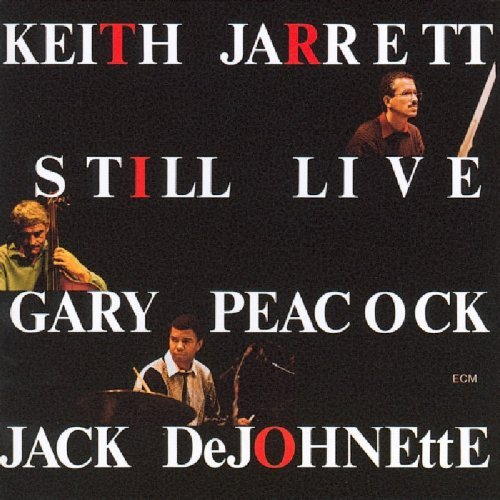 Keith Jarrett Still Live 2 Lp