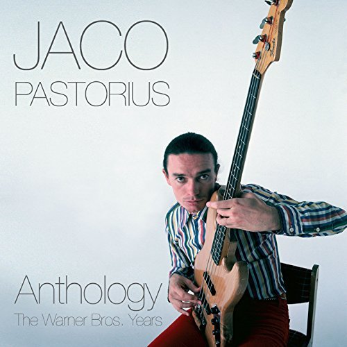 Jaco Pastorius Anthology The Warner Bros. Years 2cd