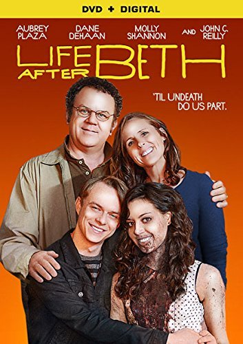 Life After Beth Plaza Dehaan Reilly DVD R