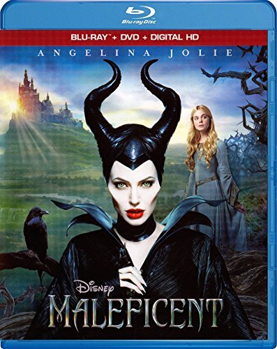 Maleficent Maleficent Blu Ray DVD Digital Hd