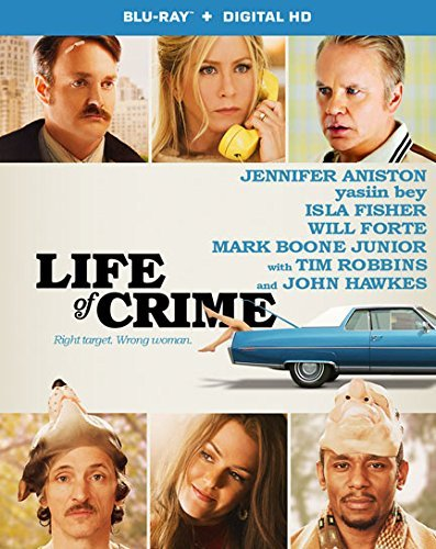 Life Of Crime Aniston Mos Def Fisher Forte Robbins Blu Ray R