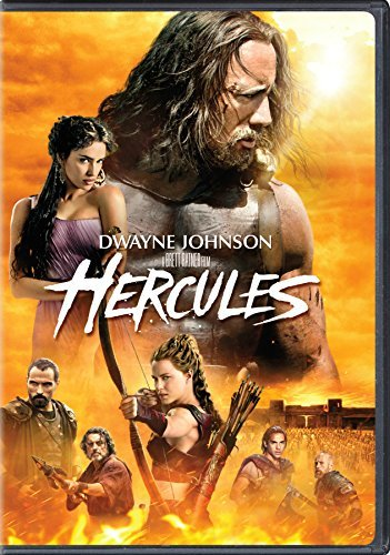 Hercules (2014) Johnson Hurt Mcshane DVD Pg13