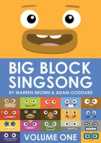 Big Block Singsong Volume 1 DVD Nr