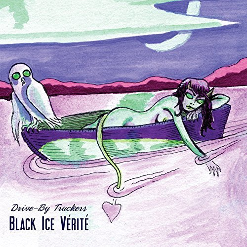 Drive By Truckers English Oceans Deluxe Black Ice Vérité Lp DVD Dc