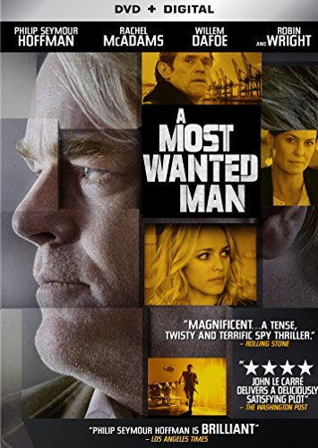 A Most Wanted Man Hoffman Mcadams Dafoe Wright DVD Dc R