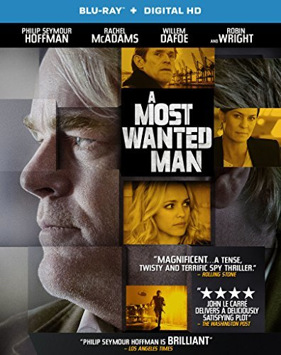 A Most Wanted Man Hoffman Mcadams Dafoe Wright Blu Ray Dc R