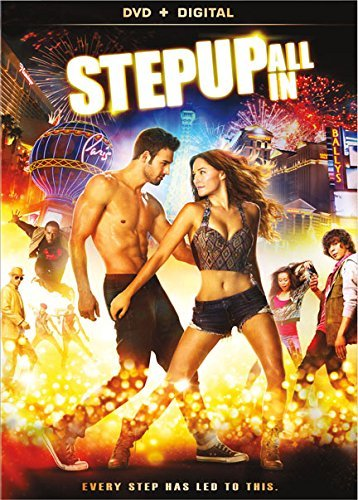 Step Up All In Step Up All In DVD Pg13