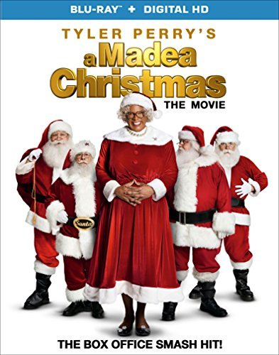 A Madea Christmas Tyler Perry Blu Ray Dc Pg13