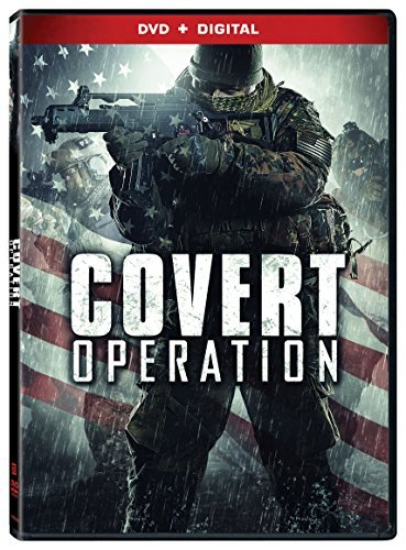 Covert Operation Covert Operation DVD Dc R