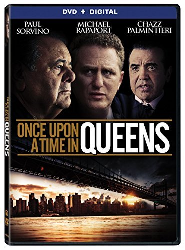 Once Upon A Time In Queens Sorvino Rapaport Palminteri DVD Dc R