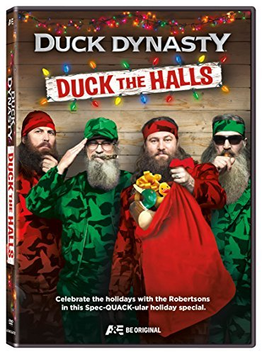 Duck Dynasty Duck The Halls DVD