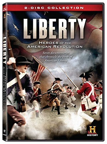 Liberty Heroes Of The American Revolution Liberty Heroes Of The American Revolution DVD