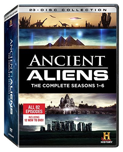 Ancient Aliens Seasons 1 6 DVD