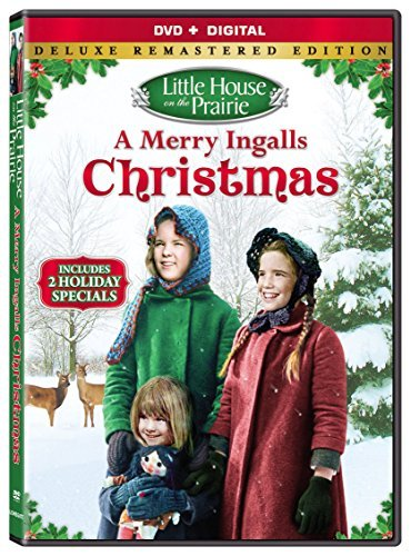 Little House On The Prairie A Merry Ingalls Christmas DVD