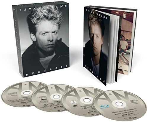 Bryan Adams Reckless Super Deluxe Edition