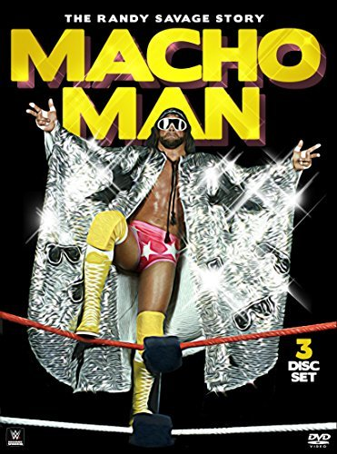 Wwe Macho Man The Randy Savage Story DVD