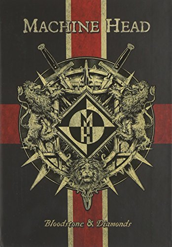 Machine Head Bloodstone & Diamonds Deluxe