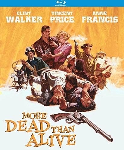 More Dead Than Alive Walker Price Blu Ray R