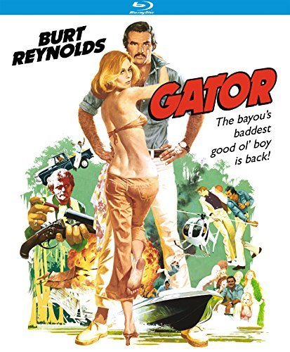Gator Reynolds Weston Blu Ray Pg