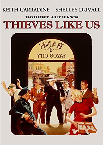 Thieves Like Us Carradine Duvall Remsen Schuck DVD R