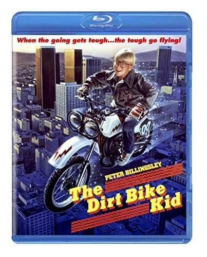 Dirt Bike Kid Billingsley Pankin Blu Ray Pg