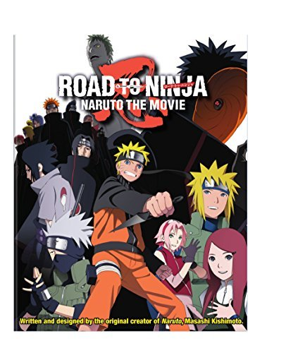 Naruto Shippuden Road To Ninja Naruto Shippuden Road To Ninja Blu Ray