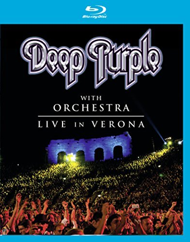 Deep Purple With Orchestra Live In Verona (blu Ray)