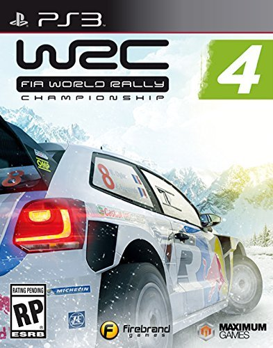 Ps3 Wrc 4 Fia World Rally Championship