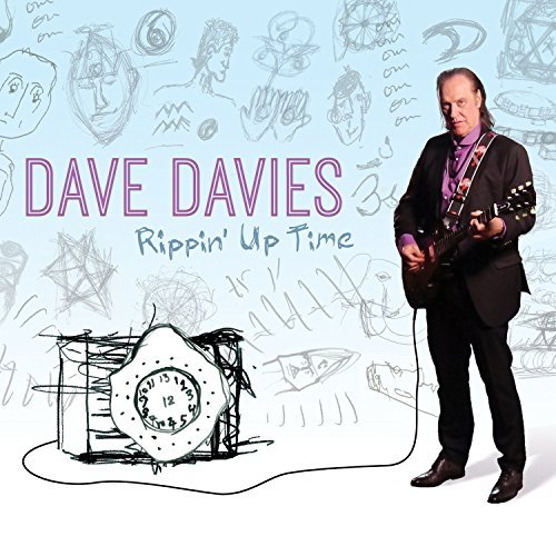 Dave Davies Rippin Up Time