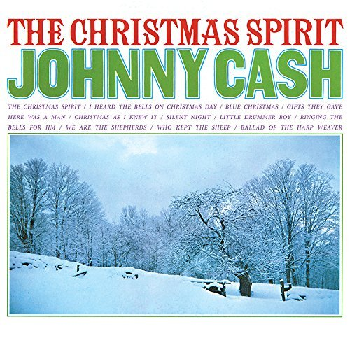 Johnny Cash Christmas Spirit
