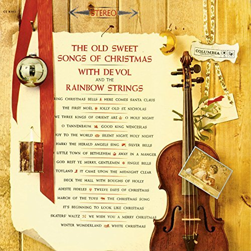 Frank & Rainbow Strings Devol Old Sweet Songs Of Christmas