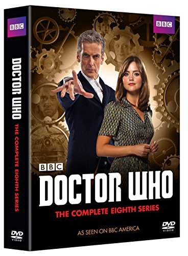 Doctor Who Series 8 DVD