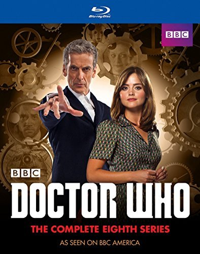 Doctor Who Series 8 Blu Ray