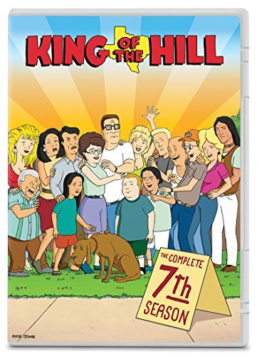King Of The Hill Season 7 DVD