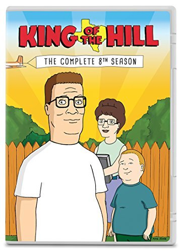 King Of The Hil Season 8 DVD