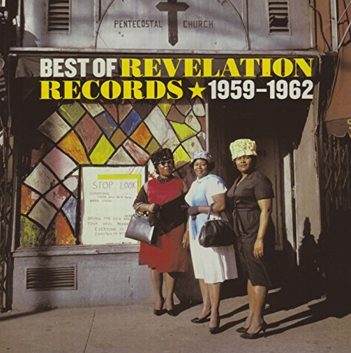 Best Of Revelation Records 1959 62 Best Of Revelation Records 1959 62