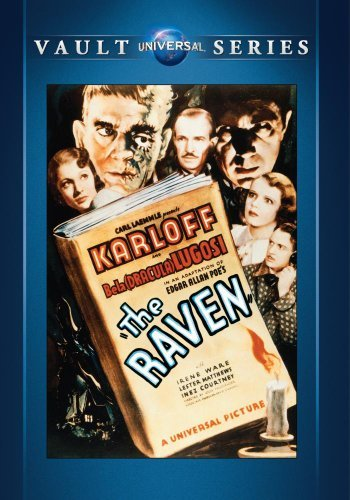Raven Raven DVD Mod This Item Is Made On Demand Could Take 2 3 Weeks For Delivery