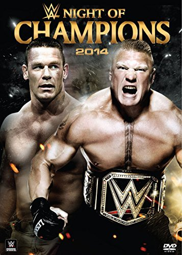 Wwe Night Of Champions 2014 DVD