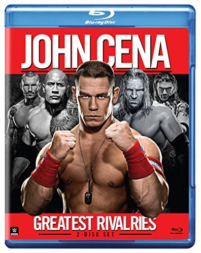Wwe John Cena's Greatest Rivalries Blu Ray
