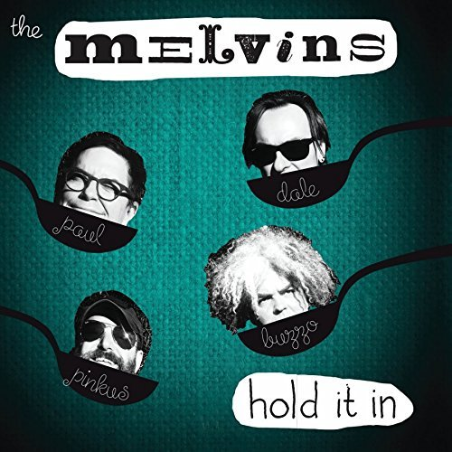 Melvins Hold It In Lp