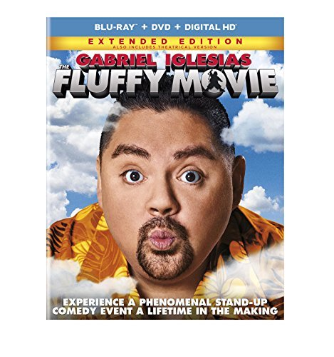 Gabriel Iglesias Fluffy Movie Blu Ray