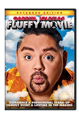 Gabriel Iglesias Fluffy Movie DVD